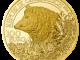 100 Euro Goldmünze Das Wildschwein