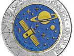 25 Euro Silber-Niob Bimetallmünze – Kosmologie