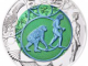 25 Euro Silber-Niob Bimetallmünze – Evolution