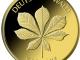 20 Euro Goldmünze Deutscher Wald Kastanie