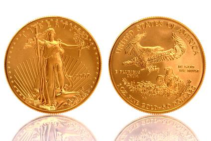 Fotolia 35510167 XS Die 5 beliebtesten Gold Anlagemünzen