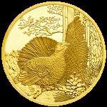 100-Euro-Goldmünze-Der-Auerhahn-Bildseite