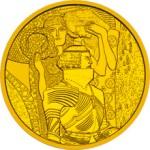 100 Euro Goldmünze Wiener Secession Bildseite e1327829528376 Goldeuro Österreich