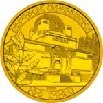 100 Euro Goldmünze Wiener Secession Wertseite e1327829418961 Goldeuro Österreich
