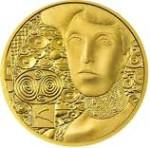 50 Euro Goldmünze Bildseite Adele Bloch Bauer I e1327827444856 Goldeuro Österreich