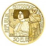 50 Euro Goldmünze Der Kuss Wertseite e1460396972789 Goldeuro Österreich