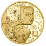 50 Euro Goldmünze Die Erwartung Bildseite Goldeuro Österreich