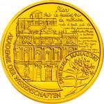 50 Euro Goldmünze Gerard van Swieten Bildseite e1327831741112 Goldeuro Österreich