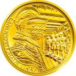 50 Euro Goldmünze Joanneum Graz Bildseite e1327829338167 Goldeuro Österreich