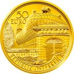 50 Euro Goldmünze Joanneum Graz Wertseite e1327829292647 Goldeuro Österreich