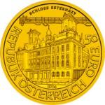 50 Euro Goldmünze Joseph Haydn Wertseite e1327829088638 Goldeuro Österreich