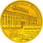 50 Euro Goldmünze Ludwig van Beethoven Wertseite e1327828984177 Goldeuro Österreich
