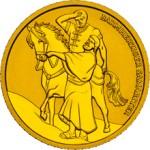 50 Euro Goldmünze Nächstenliebe Bildseite e1327827519567 Goldeuro Österreich
