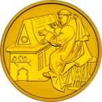 50 Euro Goldmünze Orden und die Welt Bildseite e1327832516315 Goldeuro Österreich