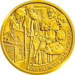 50 Euro Goldmünze Theodor Billroth Bildseite e1327831696386 Goldeuro Österreich
