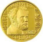 50 Euro Goldmünze Wertseite Gustav Klimt e1327827388622 Goldeuro Österreich