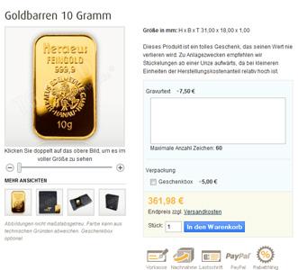 goldbarren gravur Goldbarren mit Gravur   ideale Goldgeschenke