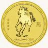 2002 Jahr des Pferdes Australischer Lunar