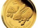 2011 Jahr des Hasen Australischer Lunar Bildseite