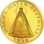100 Schilling Revers Madonna e1327434285995 Schilling Goldmünzen