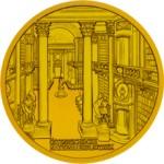 1000 Schilling Goldmünze Buchmalerei Bildseite e1327435678447 Schilling Goldmünzen