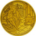 1000 Schilling Goldmünze Kaiser Karl I. Bildseite e1327435596991 Schilling Goldmünzen