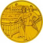 1000 Schilling Goldmünze Kaiserin Elisabeth Bildseite e1327435537752 Schilling Goldmünzen