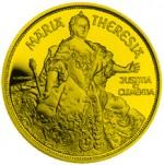 1000 Schilling Goldmünze Maria Theresia Bildseite e1327434970653 Schilling Goldmünzen