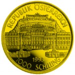 1000 Schilling Goldmünze Maria Theresia Wertseite e1327434983614 Schilling Goldmünzen