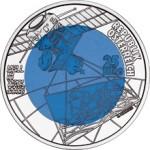 25 Euro Niob 700 Jahre Stadt Hall Wertseite e1330502021478 Österreichische Bimetallmünzen