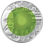 25 Euro Niob Faszination Licht Bildseite e1330501868504 Österreichische Bimetallmünzen