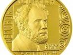 50 Euro Goldmünze Wertseite Gustav Klimt