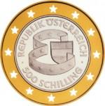 500 Schilling Bimetallmünze Österreich in der EU Wertseite e1330501431912 Österreichische Bimetallmünzen