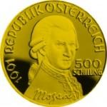 500 Schilling Goldmünze Don Giovanni Wertseite e1327433899118 Schilling Goldmünzen