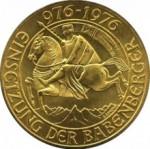 Der Babenberger Revers e1327434087295 Schilling Goldmünzen