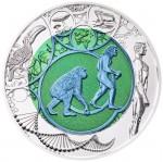 25 Euro Niob REvolution in zwei Farben Bildseite e1389082014494 Österreichische Bimetallmünzen