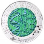 25 Euro Niob REvolution in zwei Farben Wertseite e1389081998556 Österreichische Bimetallmünzen