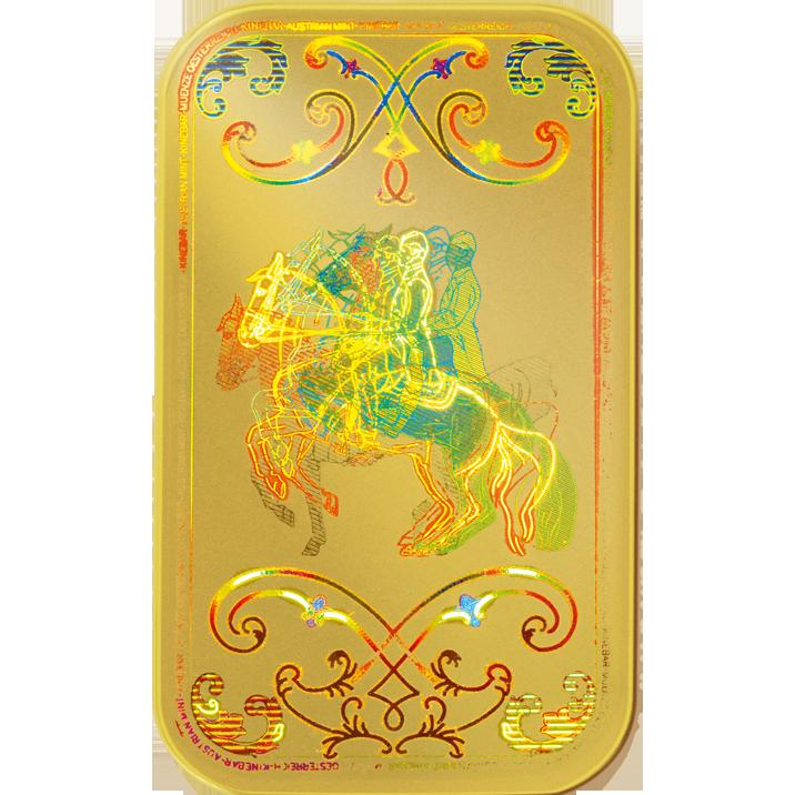 Kinebarren Münze Österreich Kinebarren Gold