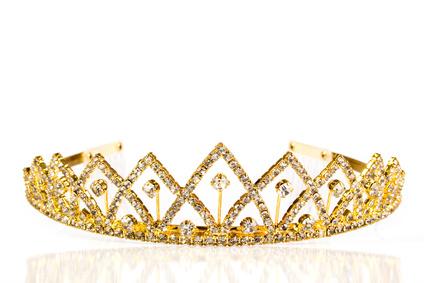 gold diadem Goldene Krone