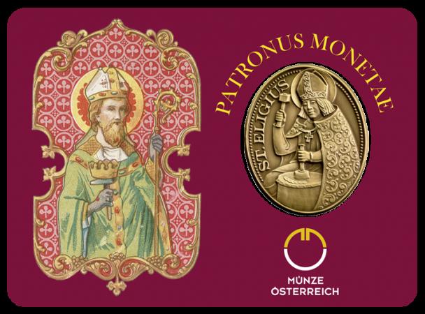 Der Heilige Eligius 608x450 Der Heilige Eligius   Schutzpatron der Numismatiker