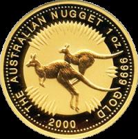 Australien Nugget Bildseite Australien Nugget