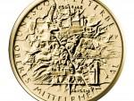 100 Euro Goldmünze UNESCO Weltkulturerbe Oberes Mittelrheintal Bildseite