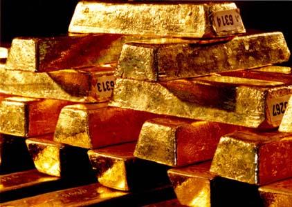 goldbarren01 Bundesbank legt Goldbarren von Deutschland offen