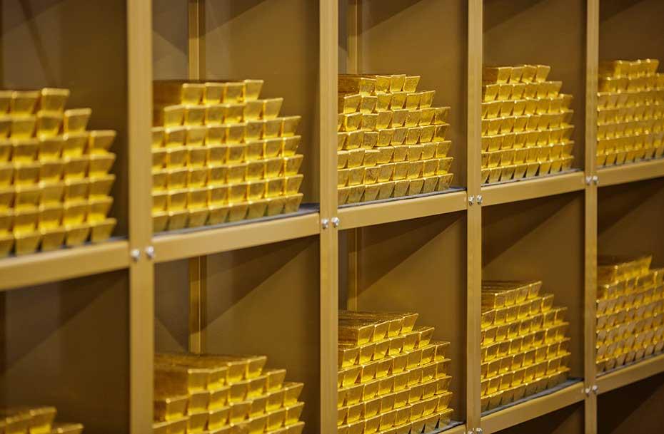 Goldbarren österreichische Goldreserven Brexit und das österreichische Goldreserven Dilemma